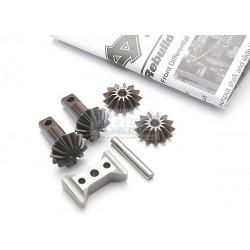 Gear set differential