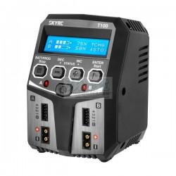 SkyRC T100 AC DUO LiPo 2-4s...
