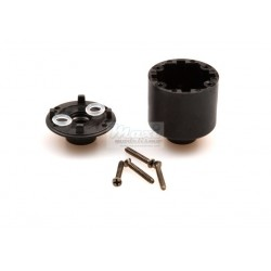 4 GEAR DIFF HOUSING & COVER